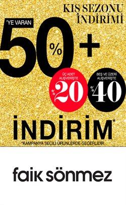 Erzurum Faik Sönmez kataloğu ( Bugün son gün )
