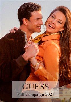 Guess broşürdeki Guess dan fırsatlar ( Uzun geçerlilik)