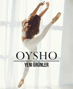 Oysho kataloğu ( Süresi geçmiş )