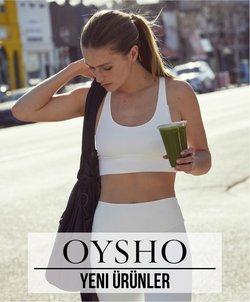 Oysho kataloğu ( Uzun geçerlilik )