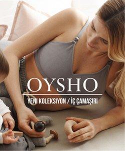 Oysho broşürdeki Oysho dan fırsatlar ( 9 gün kaldı)