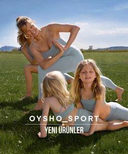 Oysho broşürdeki Oysho dan fırsatlar ( 29 gün kaldı)