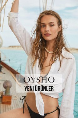 Oysho broşürdeki Oysho dan fırsatlar ( 21 gün kaldı)