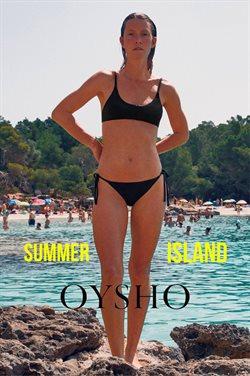Oysho broşürdeki Oysho dan fırsatlar ( Uzun geçerlilik)
