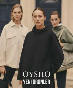 Oysho broşürdeki Oysho dan fırsatlar ( 18 gün kaldı)