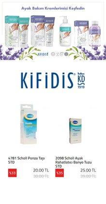Kifidis broşürdeki Kifidis dan fırsatlar ( 4 gün kaldı)