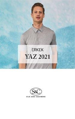 Silk and Cashmere broşürdeki Silk and Cashmere dan fırsatlar ( 6 gün kaldı)