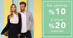 İstanbul broşürdeki Silk and Cashmeredan fırsatlar