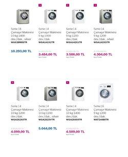 Elektronik ve Beyaz Eşya fırsatları Bosch kataloğu ( 6 gün kaldı )