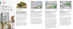 Bosch broşürdeki Teknoloji ve Beyaz Eşya dan fırsatlar ( 3 gün kaldı)