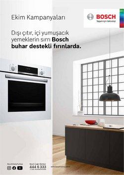 Bosch broşürdeki Bosch dan fırsatlar ( 8 gün kaldı)