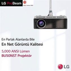 Elektronik ve Beyaz Eşya fırsatları İstanbul LG kataloğu ( Uzun geçerlilik )