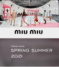 Miu Miu broşürdeki Miu Miu dan fırsatlar ( 3 gün kaldı)