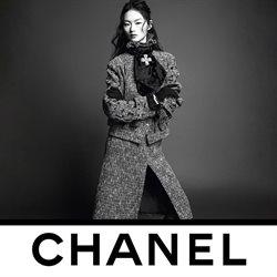 Chanel kataloğu ( Süresi geçmiş )