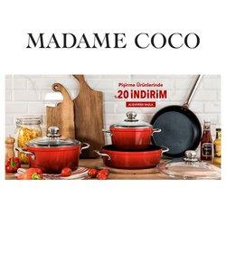 Ev ve Mobilya fırsatları Bursa Madame Coco kataloğu ( 2 gün kaldı )