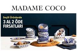 İzmir Madame Coco kataloğu ( Süresi geçmiş )