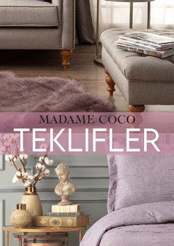 Madame Coco broşürdeki Madame Coco dan fırsatlar ( 14 gün kaldı)