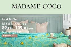 Madame Coco broşürdeki Ev ve Mobilya dan fırsatlar ( Dün yayınlandı)
