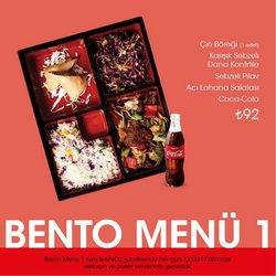 SushiCo broşürdeki Kafe ve Restoranlar dan fırsatlar ( 12 gün kaldı)