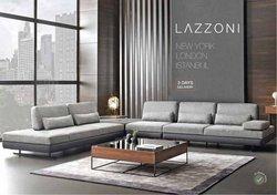 Lazzoni broşürdeki Lazzoni dan fırsatlar ( Uzun geçerlilik)