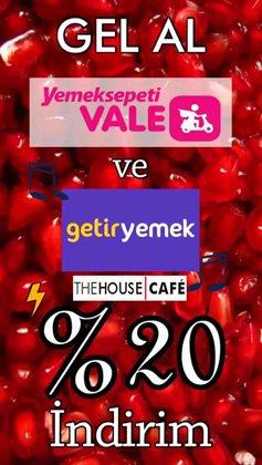 The House Cafe kataloğu ( Süresi geçmiş )