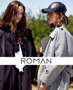 Moda fırsatları Roman kataloğu ( Uzun geçerlilik )