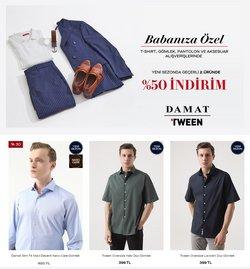 Damat Tween broşürdeki Giyim, Ayakkabı ve Aksesuarlar dan fırsatlar ( Bugün son gün)