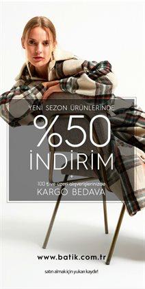 Batik kataloğu ( Süresi geçmiş )