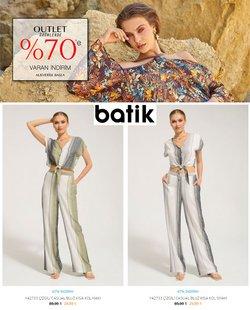 Batik broşürdeki Batik dan fırsatlar ( 8 gün kaldı)