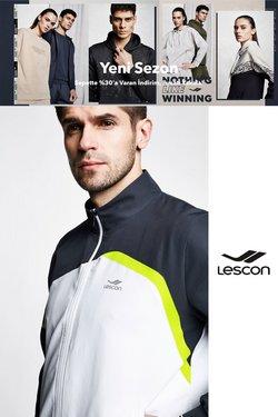Lescon broşürdeki Lescon dan fırsatlar ( 9 gün kaldı)