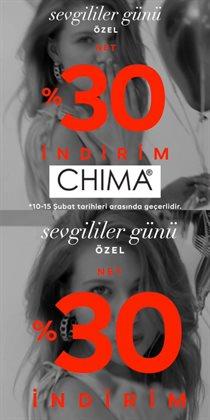 Chima kataloğu ( Süresi geçmiş )