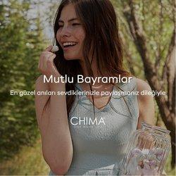 Chima broşürdeki Chima dan fırsatlar ( Yarın son gün)