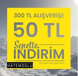 Erzurum Hatemoğlu kataloğu ( Süresi geçmiş )