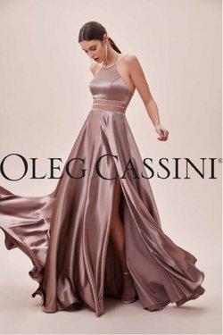 Oleg Cassini broşürdeki Oleg Cassini dan fırsatlar ( Uzun geçerlilik)