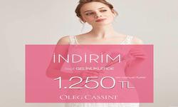 İstanbul broşürdeki Oleg Cassinidan fırsatlar