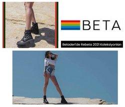 Beta Ayakkabı kataloğu ( Süresi geçmiş )