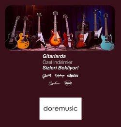 Dore Müzik kataloğu ( Yarın son gün )