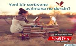 Ankara İdefix kataloğundaki Kitap ve kırtasiye fırsatları göster