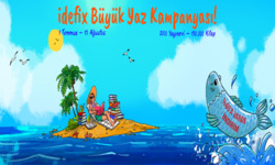Adana broşürdeki İdefixdan fırsatlar