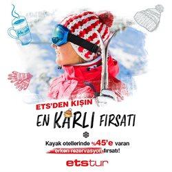ETS Tur broşürdeki Yılbaşı dan fırsatlar ( 10 gün kaldı)
