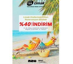 Seyahat fırsatları İstanbul MNG Turizm kataloğu ( Uzun geçerlilik )