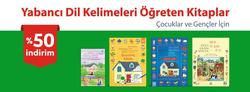 Ankara broşürdeki Arkadaş Kitabevidan fırsatlar