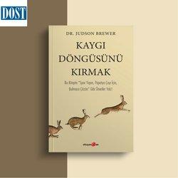 Dost Kitabevi broşürdeki Kitaplar, Kırtasiyeler ve Eğitim dan fırsatlar ( Dün yayınlandı)