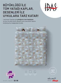 Ev ve Mobilya fırsatları İstanbul İdaş kataloğu ( 14 gün kaldı )