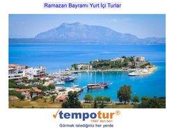 Seyahat fırsatları Gemlik Tempo Tur kataloğu ( 7 gün kaldı )
