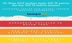 Ankara broşürdeki Tempo Turdan fırsatlar