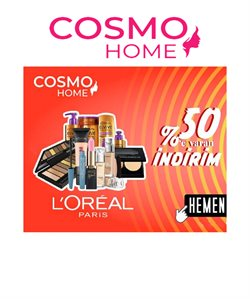 Cosmo Home kataloğu ( 6 gün kaldı )