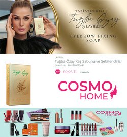 Cosmo Home kataloğu ( Bugün son gün )