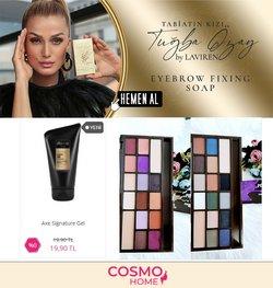 Cosmo Home broşürdeki Cosmo Home dan fırsatlar ( 2 gün kaldı)