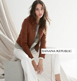Banana Republic kataloğu ( Süresi geçmiş )
